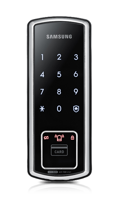 SAMSUNG DIGITAL LOCK ( PUSH PULL, BLUETOOTH, FINGERPRINT)