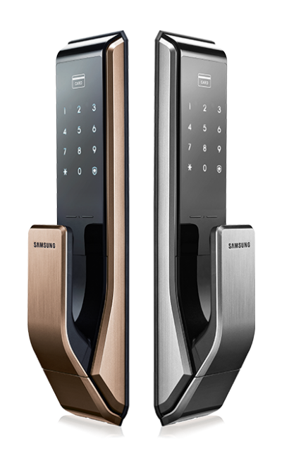 Samsung Digital Door Lock Brochures & Manuals