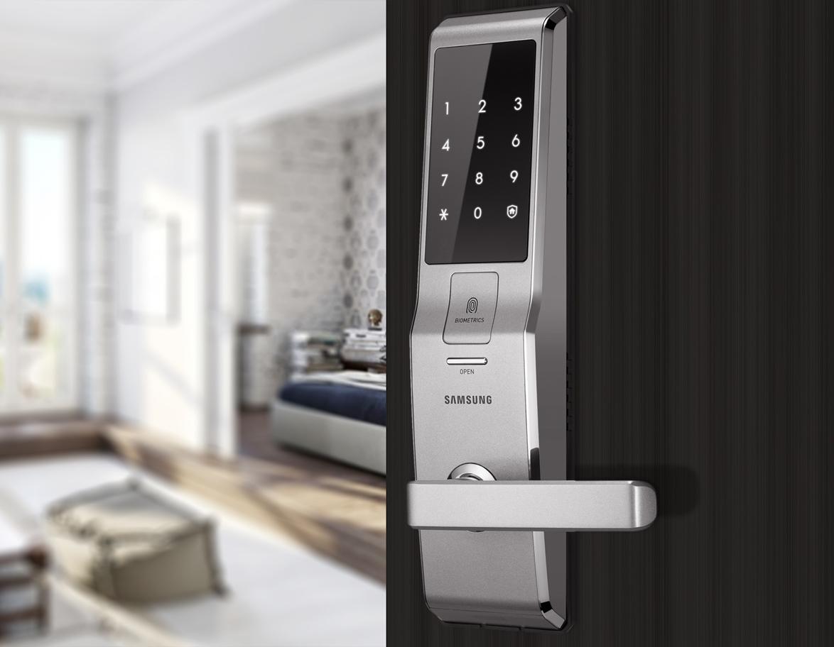 Shs H705 Samsungdigitallife Samsung Digital Door Locks