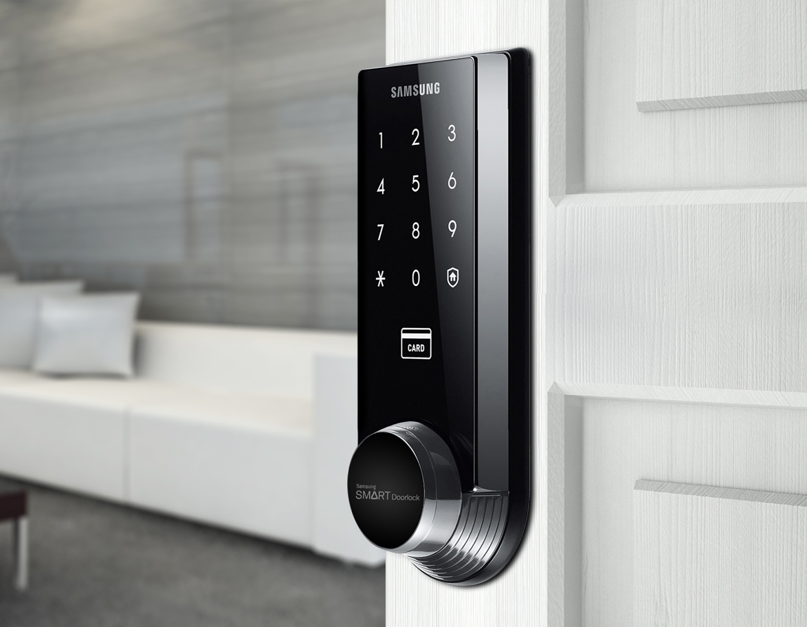 Shs 3321 Samsungdigitallife Samsung Digital Door Locks