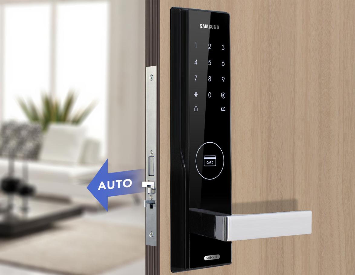 Shs H505 Samsungdigitallife Samsung Digital Door Locks