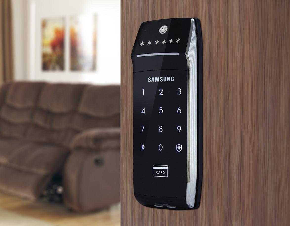 Shs 2320 Samsungdigitallife Samsung Digital Door Locks Audio