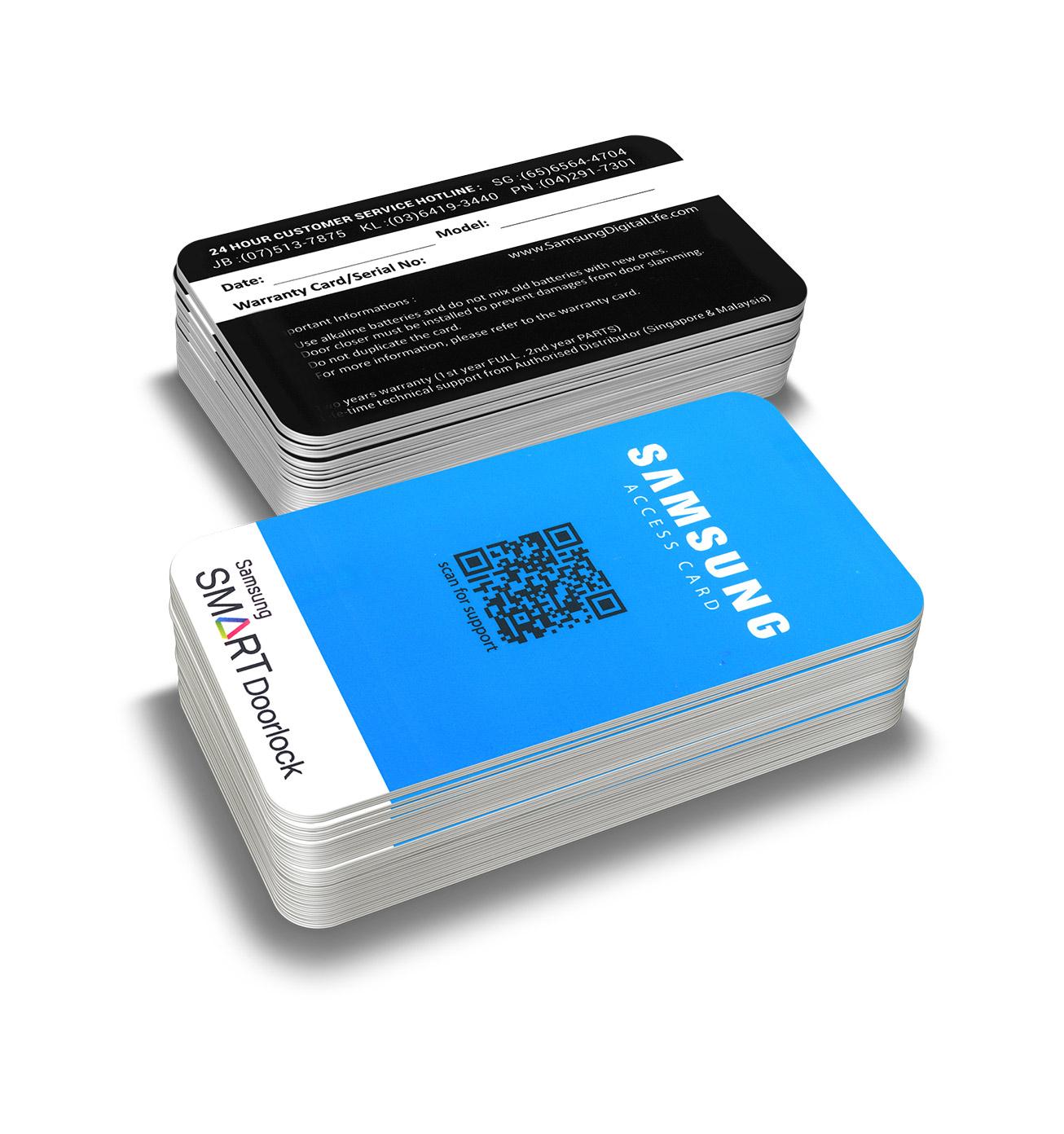 RFID Access Card - Samsung Digital Door Lock